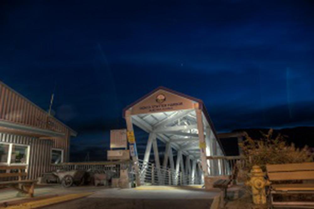 Auke Bay Bridge
